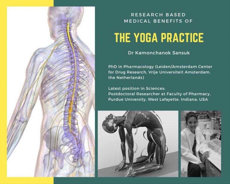 Medical Benefits Yoga