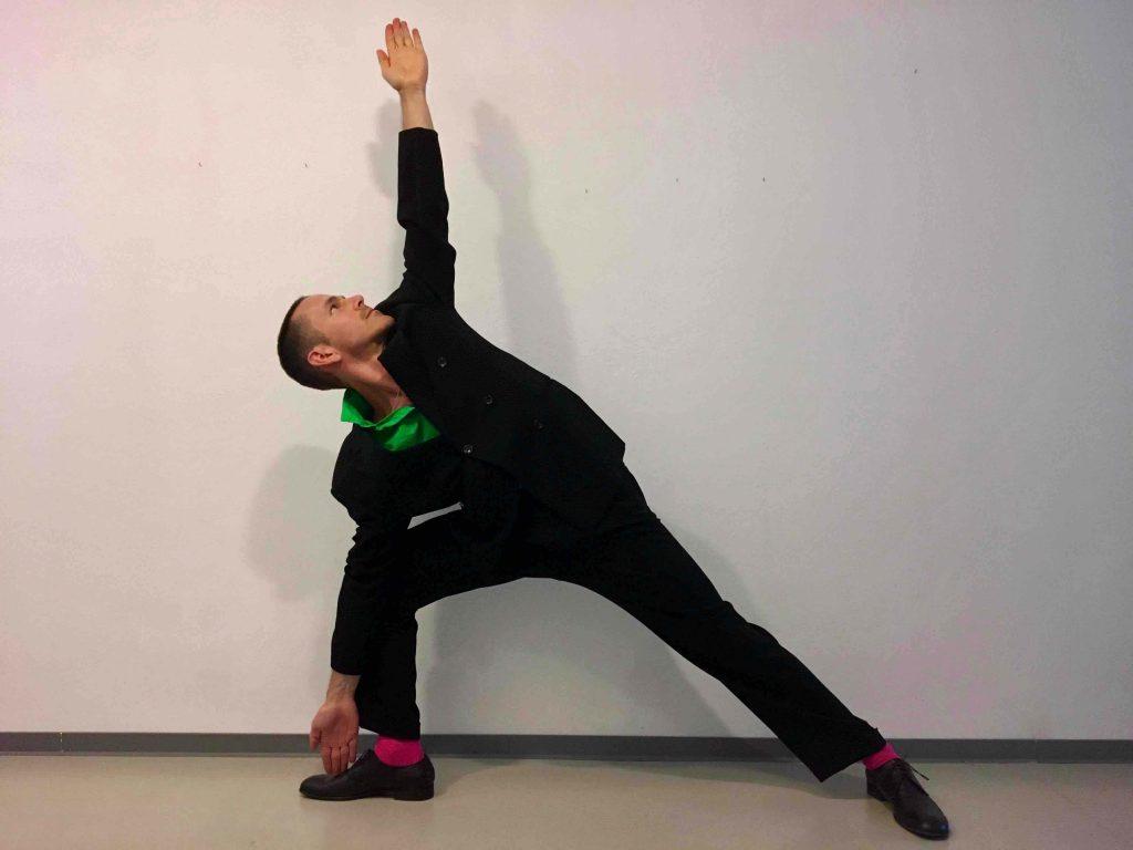 Triangle_posture