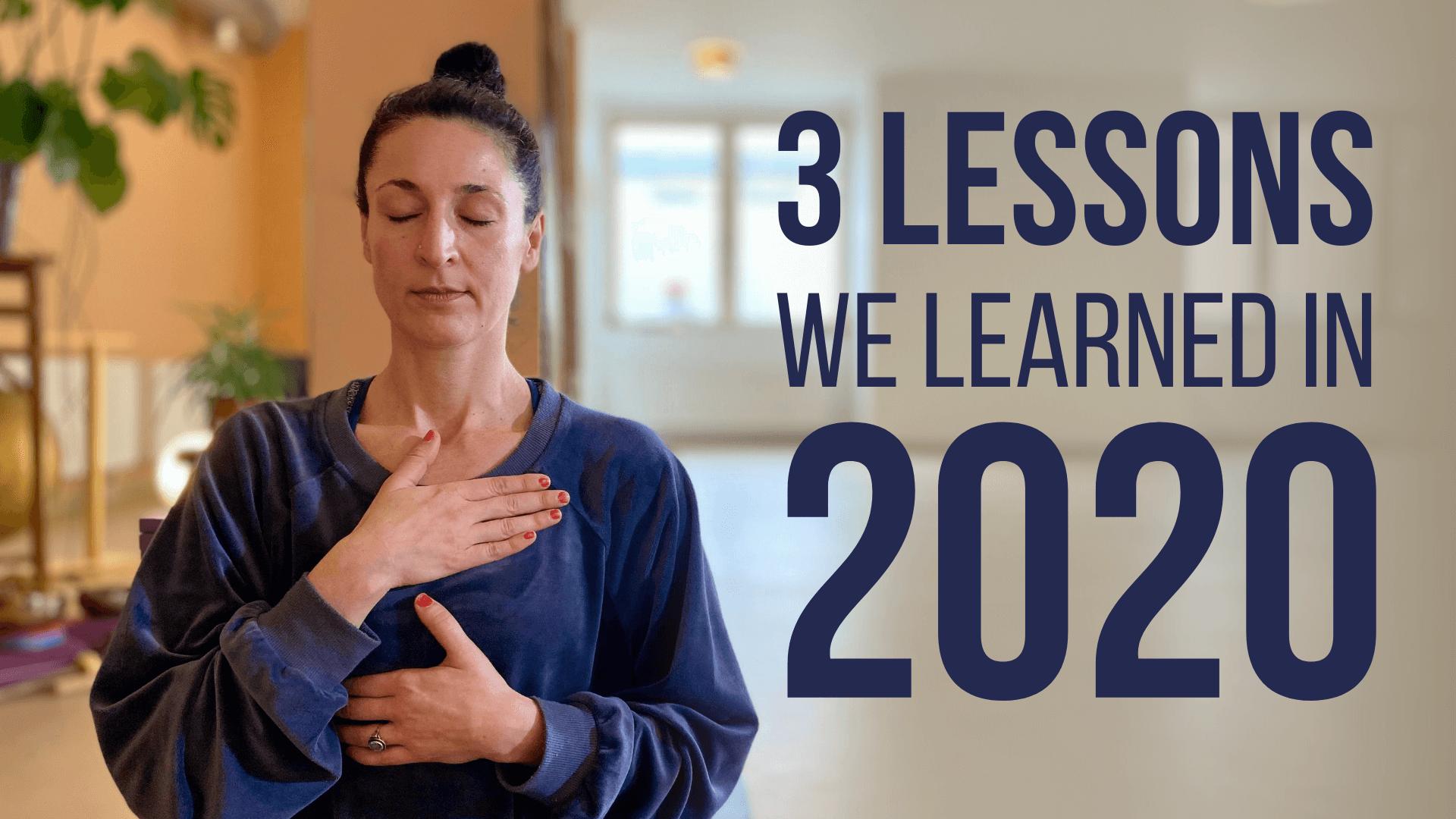20 Lessons We Learned in 20   Om Yoga Stuttgart